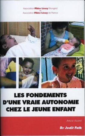 Les fondements d'une vraie autonomie chez le jeune enfant