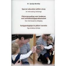 Special Education within Lóczy - An Interesting Challenge (booklet only, in 3 languages)