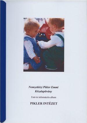 Pikler Intézet Fotóalbum