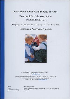 Foto- und Informationsmappe zum Pikler-Institut