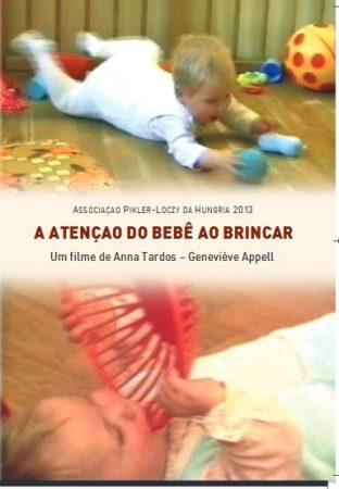 A Atençao do bebé ao brincar