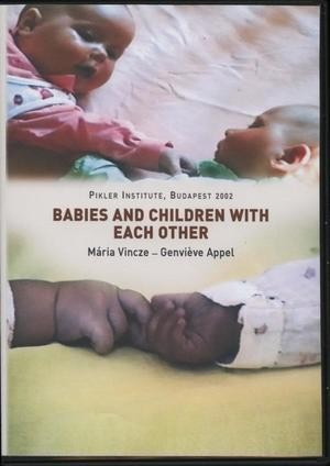 Babies and children with each other